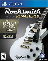 Rocksmith 2014 Edition Remastered - Playstation 4