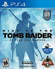 Rise of the Tomb Raider [20th Anniversary Celebration] - Playstation 4