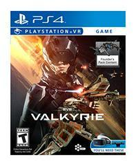 EVE Valkyrie VR - Playstation 4