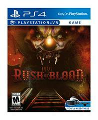 Until Dawn: Rush of Blood - Playstation 4
