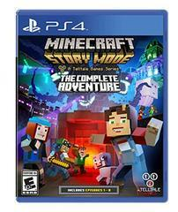 Minecraft: Story Mode Complete Adventure - Playstation 4
