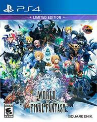 World of Final Fantasy [Limited Edition] - Playstation 4