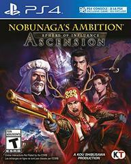 Nobunaga's Ambition Sphere of Influence [Ascension] - Playstation 4