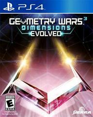 Geometry Wars 3: Dimensions Evolved - Playstation 4