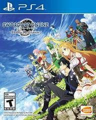 Sword Art Online: Hollow Realization - Playstation 4