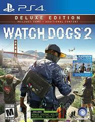 Watch Dogs 2 [Deluxe Edition] - Playstation 4