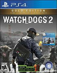 Watch Dogs 2 [Gold Edition] - Playstation 4