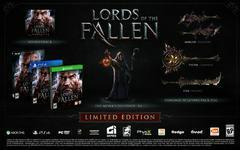 Lords of the Fallen Limited Edition - Playstation 4