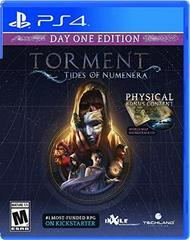 Torment: Tides Of Numenera - Playstation 4
