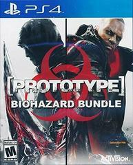 Prototype Biohazard Bundle - Playstation 4