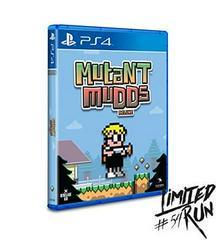 Mutant Mudds Deluxe - Playstation 4