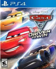 Cars 3 Driven to Win - Playstation 4