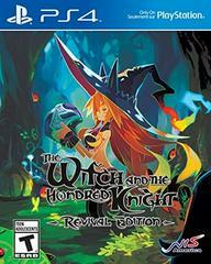 Witch and the Hundred Knight Revival - Playstation 4