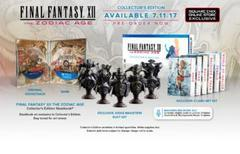 Final Fantasy XII: The Zodiac Age [Collector's Edition] - Playstation 4