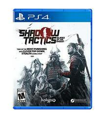 Shadow Tactics Blades of the Shogun - Playstation 4