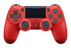 Playstation 4 Dualshock 4 Red Controller - Playstation 4