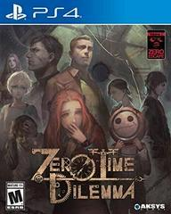 Zero Time Dilemma - Playstation 4