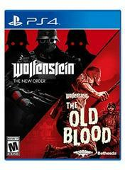 Wolfenstein The New Order and The Old Blood - Playstation 4