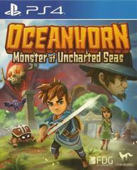 Oceanhorn - Playstation 4