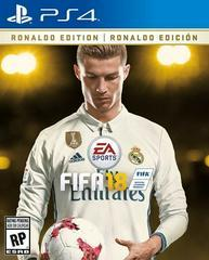 FIFA 18 Ronaldo Edition - Playstation 4