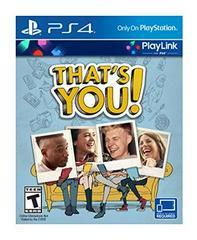 That's You - Playstation 4
