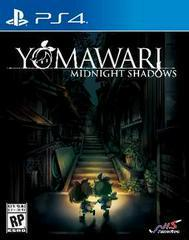 Yomawari Midnight Shadows - Playstation 4