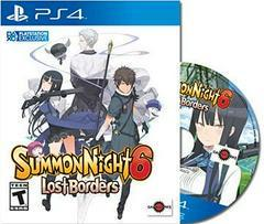 Summon Night 6 Lost Borders [Amu Edition] - Playstation 4