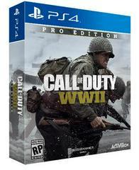 Call of Duty WWII [Pro Edition] - Playstation 4