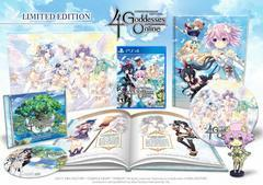 Cyberdimension Neptunia: 4 Goddesses Online [Limited Edition] - Playstation 4