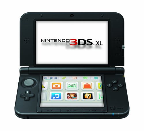 NIntendo 3DS XL Console - Blue - Preowned