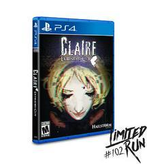 Claire - Playstation 4