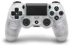 Playstation 4 Dualshock 4 White Crystal Controller - Playstation 4
