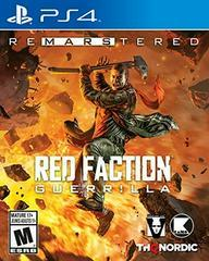Red Faction Guerrilla Remarstered - Playstation 4