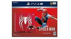 Playstation 4 Pro 1TB Spiderman Console - Playstation 4