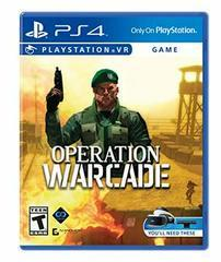 Operation Warcade - Playstation 4
