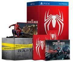 Marvel Spiderman [Collector's Edition] - Playstation 4
