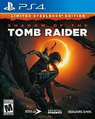 Shadow of the Tomb Raider [Limited Steelbook Edition] - Playstation 4