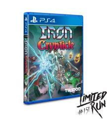 Iron Crypticle - Playstation 4