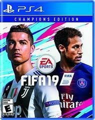 FIFA 19 [Champions Edition] - Playstation 4