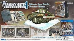 Valkyria Chronicles 4 [Memoirs From Battle Edition] - Playstation 4