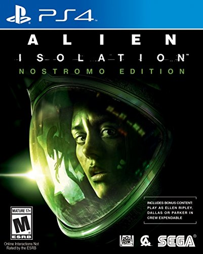 Alien: Isolation Nostromo Edition - PS4 - Preowned