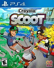 Crayola Scoot - Playstation 4
