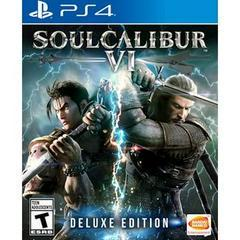 Soul Calibur VI [Deluxe Edition] - Playstation 4