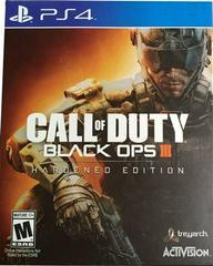 Call of Duty Black Ops III Hardened Edition - Playstation 4