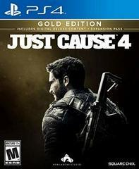 Just Cause 4 [Gold Edition] - Playstation 4