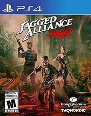 Jagged Alliance Rage - Playstation 4