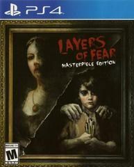Layers of Fear - Playstation 4
