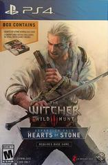 Witcher 3: Hearts of Stone - Playstation 4