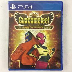 Guacamelee Super Turbo Championship Edition - Playstation 4