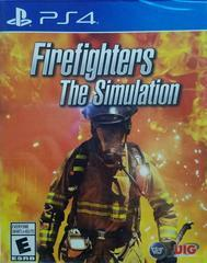 Firefighters The Simulation - Playstation 4